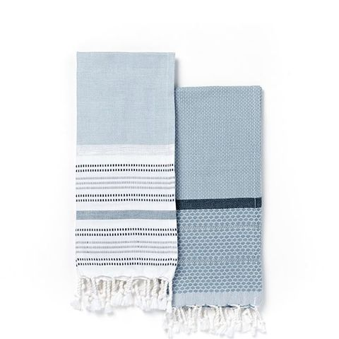 Stripe Hammam Hand Towel Set