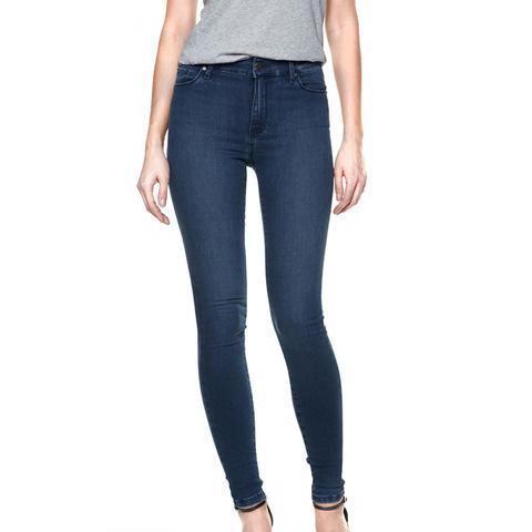 High Rise Skinny Jeans in Ann