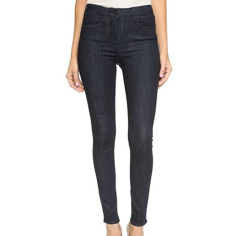 W3 Skinny Jeans in Alpha