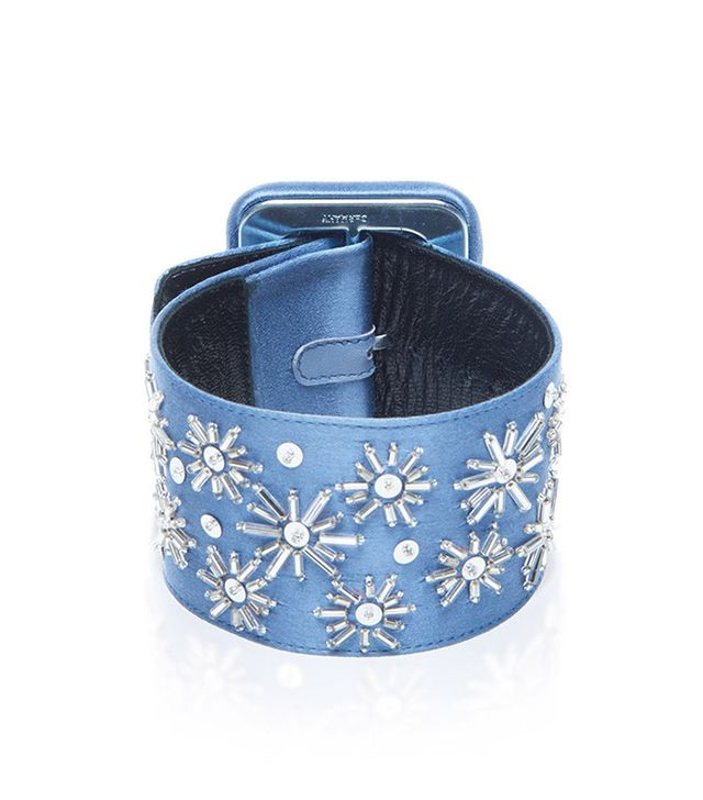 Attico Embellished Ankle Cuffs