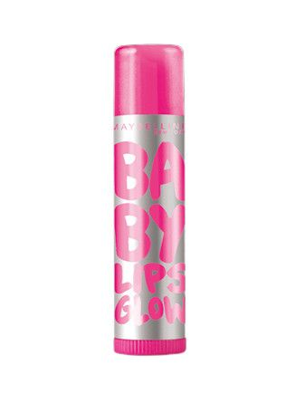 best-drugstore-beauty-products-maybelline-baby-lips-glow