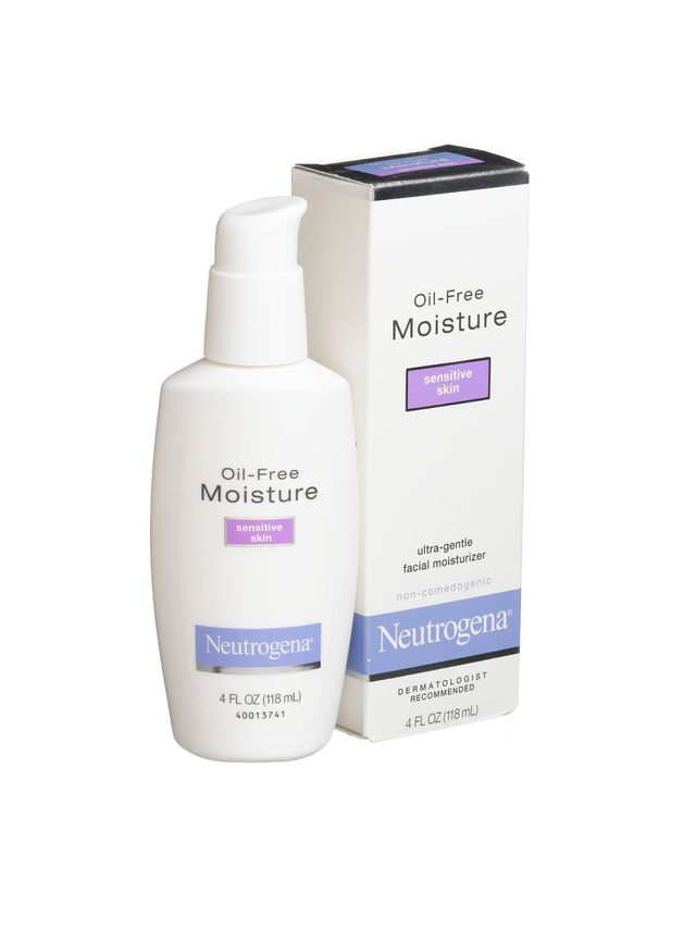 best-drugstore-beauty-products-neutrogena-oil-free-sensitive-skin-facial-moisturizer