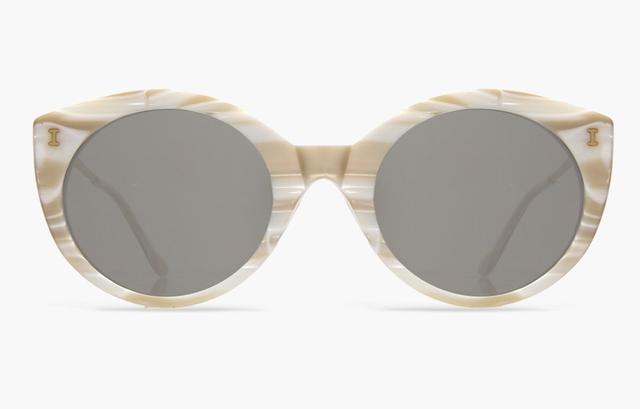 Josephine Skriver x Illesteva Sunglasses