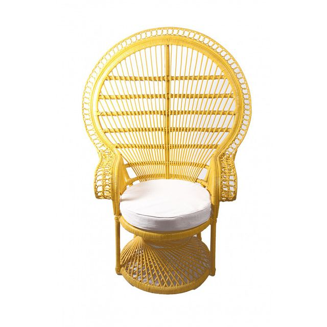 Interiors Online Peacock Chair