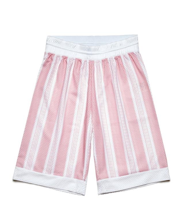 Acne Studios Jacinda Pink Wall Basketball Shorts