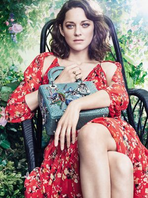 Marion Cotillard's New Dior Campaign Is What Dreams Are Made Of