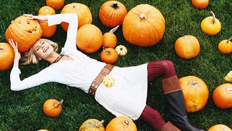 Ben Schwartz Tries Pumpkin-Flavored Treats, and Hilarity Ensues