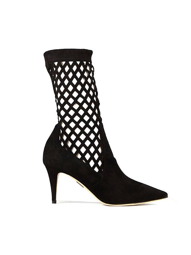 Tamara Mellon Moriyama 75mm Ankle Boots
