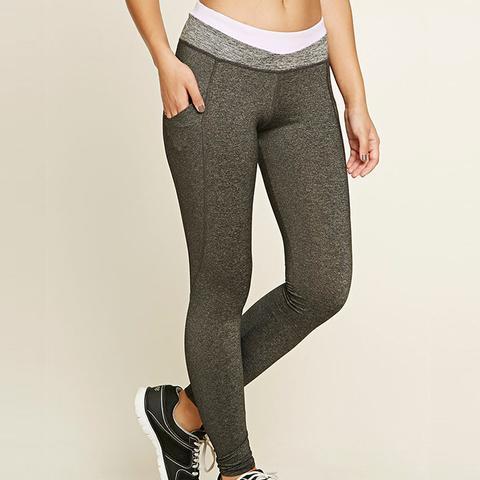 Active Heathered Leggings