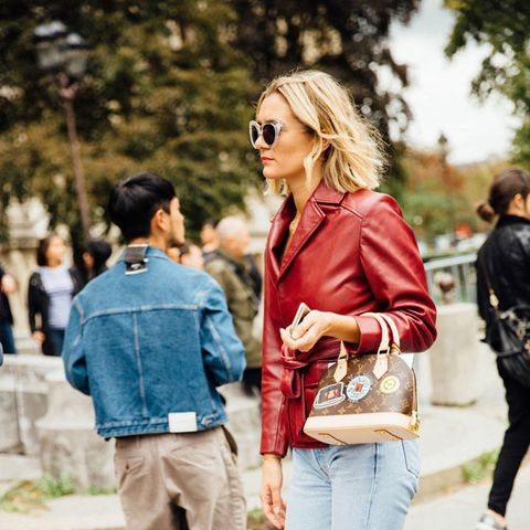 The French Fashion Girl With the Best Outfit Formula