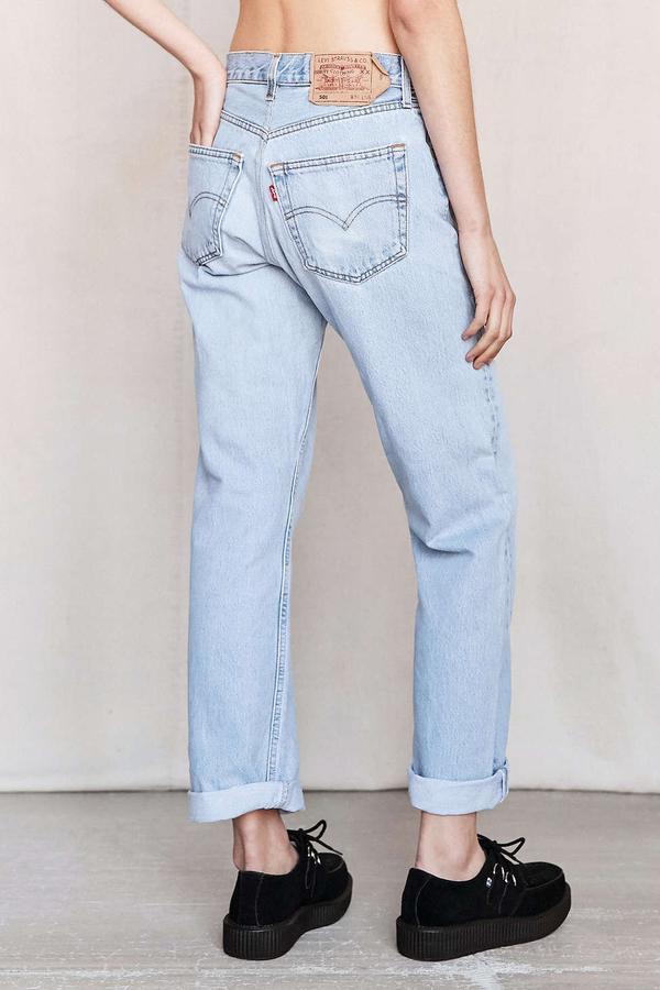 Vintage Levi's 501/505 Jean