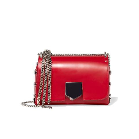 Lockett Small Leather Shoulder Bag