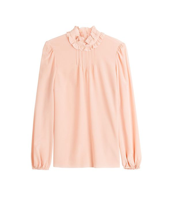 Silk Blouse by Red Valentino