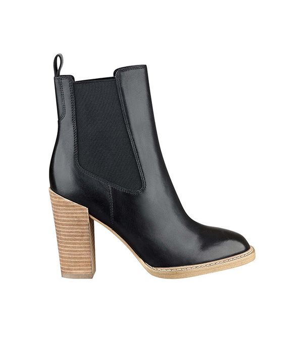 Harley Round Toe Chelsea Bootie by Marc Fisher Ltd