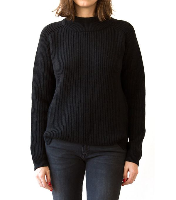 Mock Neck Sweater by Sincerely Jules