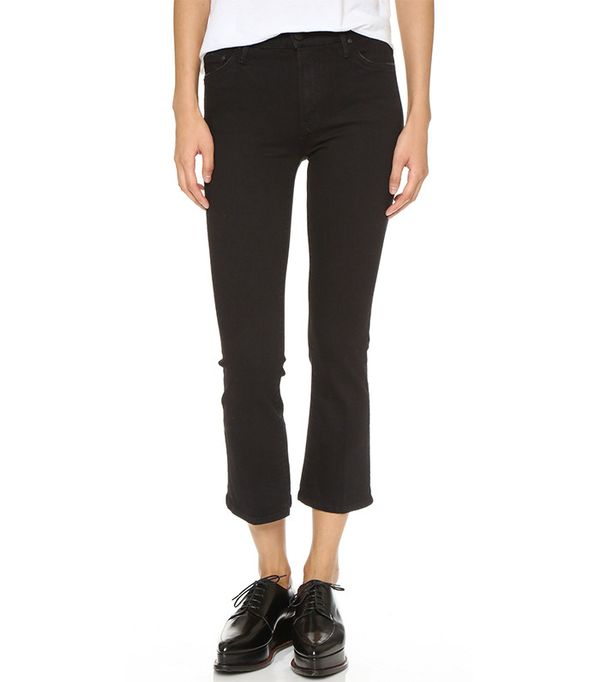 Crop Jeans by Mother