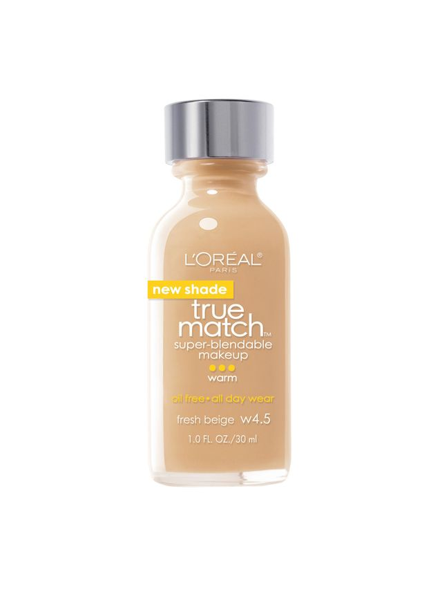 best-drugstore-beauty-products-loreal-true-match