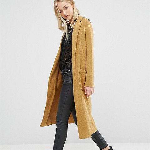 Coatigan Duster Coat