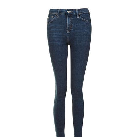 Moto Indigo Step Jamie Jeans
