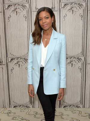 Naomie Harris Just Broke a Major Fashion Rule—and We Love It
