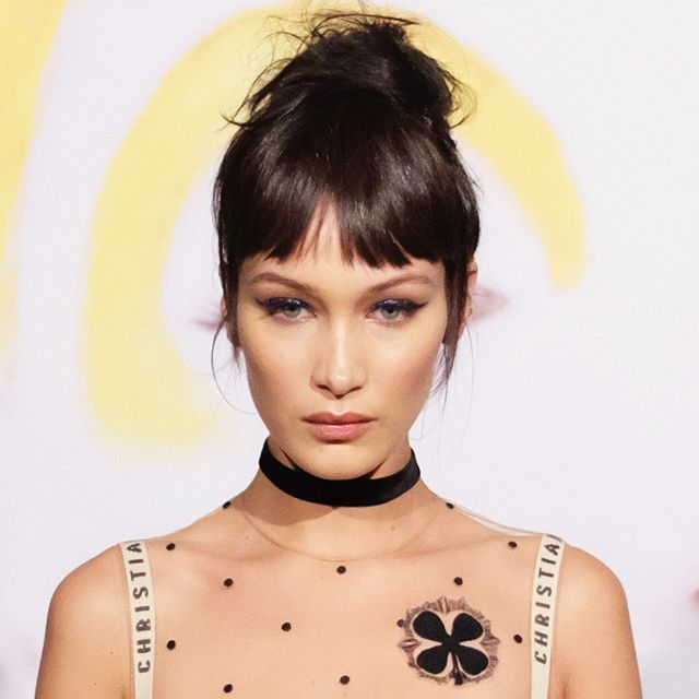 This Is Bella Hadid's Best Undergarment-Revealing Outfit Yet