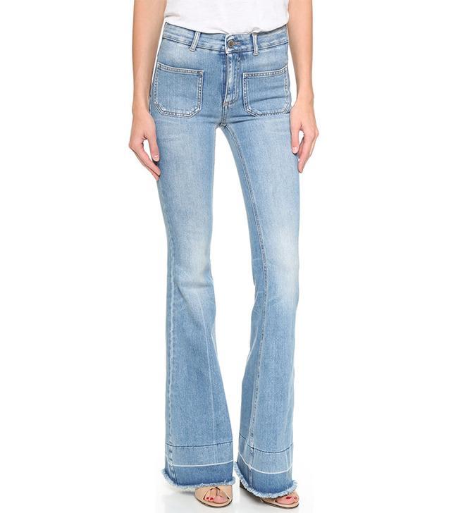 Stella McCartney 70s Flare Jeans