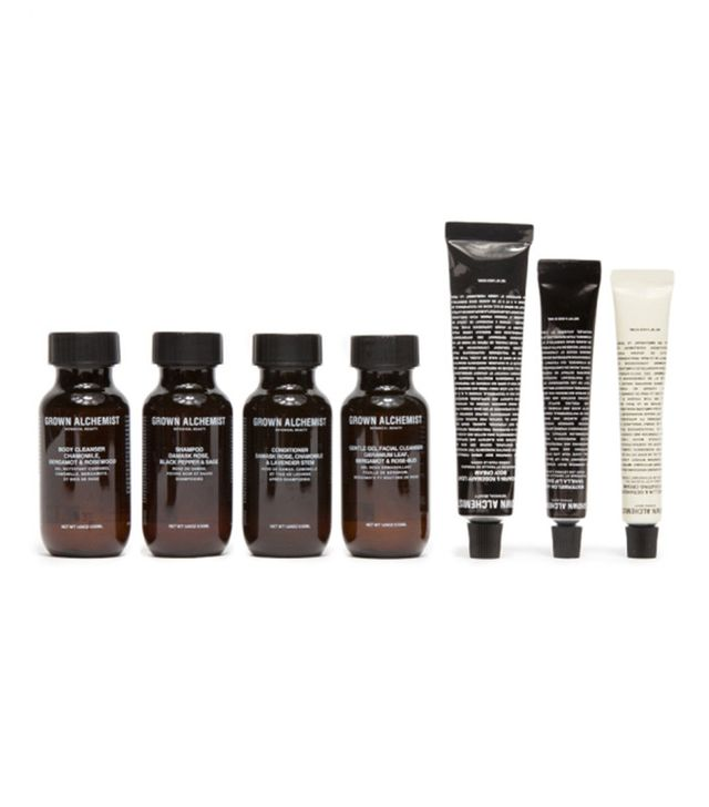 Grown Alchemist Grown Travel Kit
