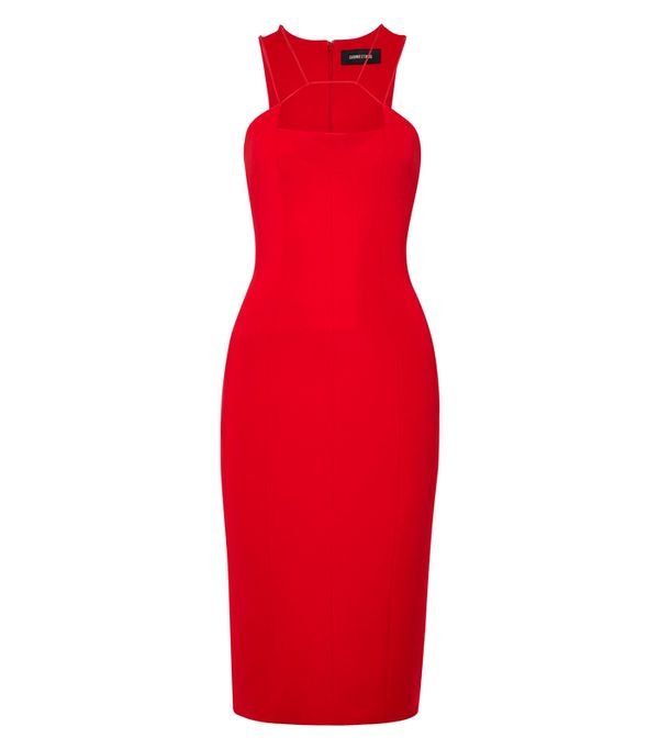 best New Year's Eve dresses: Cushnie et Ochs Cutout Stretch-Knit Dress