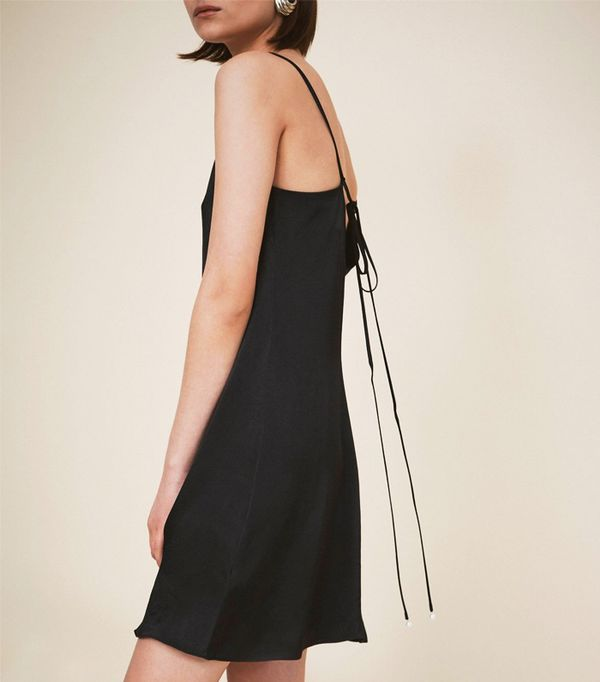 best New Year's Eve dresses: Kitri Scarlett Black Slip Dress