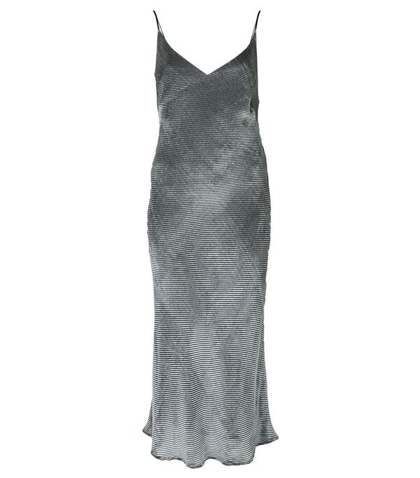 best New Year's Eve dresses: Christopher Esber V-Neck Slip Dress