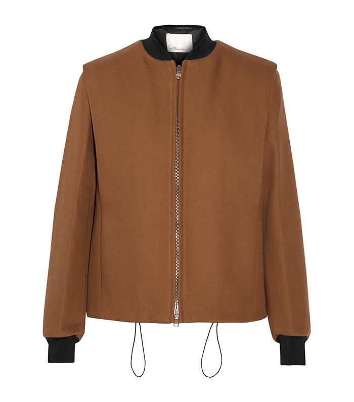 3.1 Phillip Lim Cotton Blend Jacket