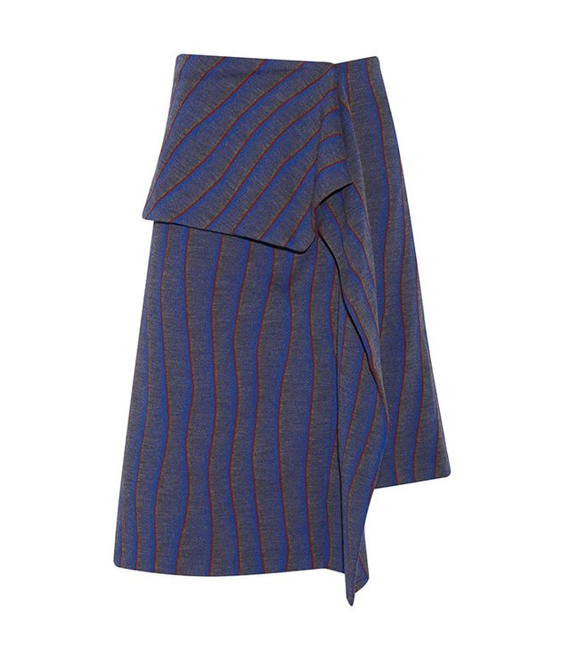 J.W.Anderson Ruffled Skirt