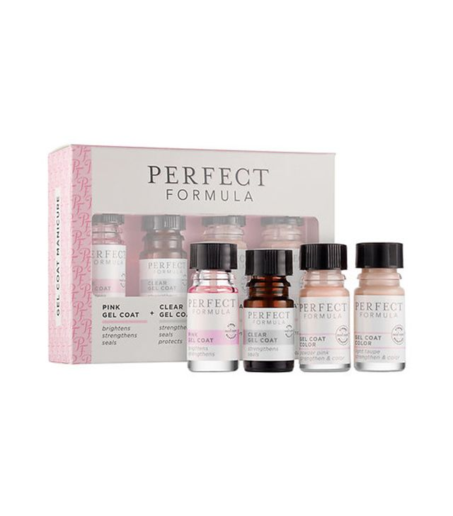 Perfect Formula Gel Coat Manicure Set