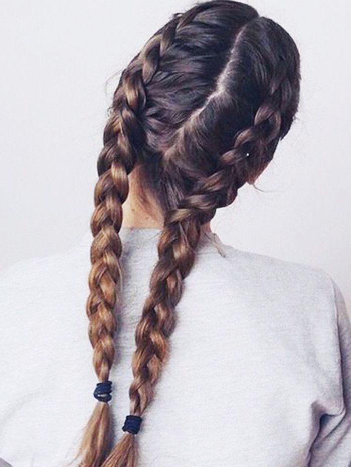 9 5 Minute Hairstyles For Long Hair | Byrdie