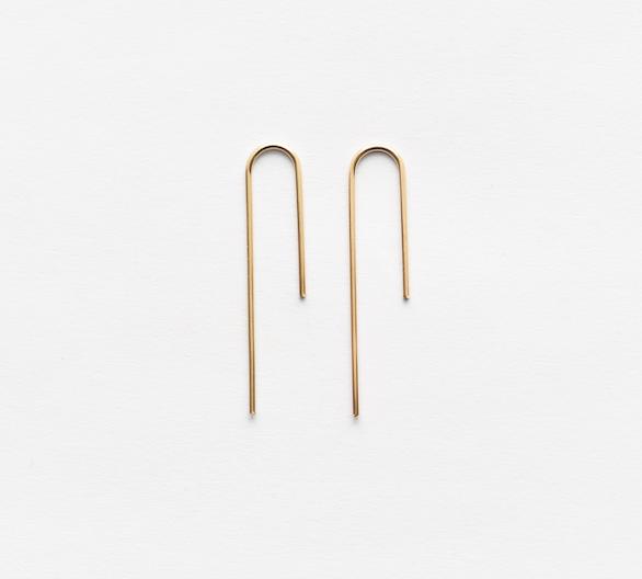 8.6.4 Bar Hook Earrings