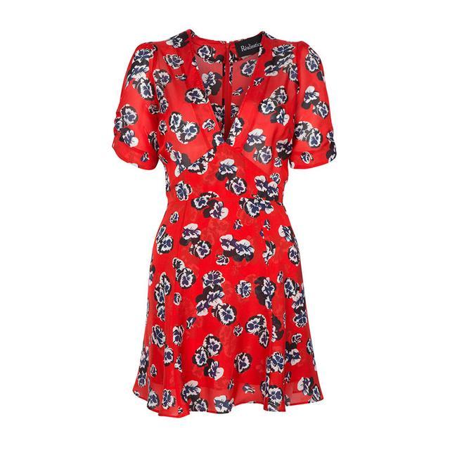 Réalisation Par The Ozzie Dress in Pansy