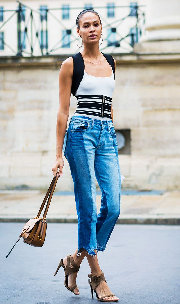 The Best Outfit to Slim Your Waist This Season | Who What Wear