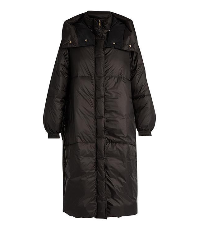 Stella McCartney Oversized Padded-Nylon Coat