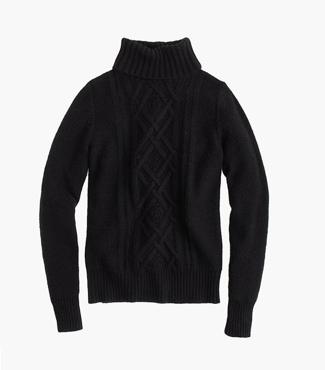 J. Crew Cambridge Turtleneck Sweater