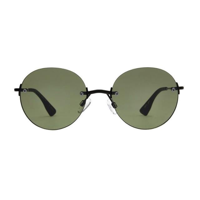 Le Specs Bodoozle Matte Black Sunglasses