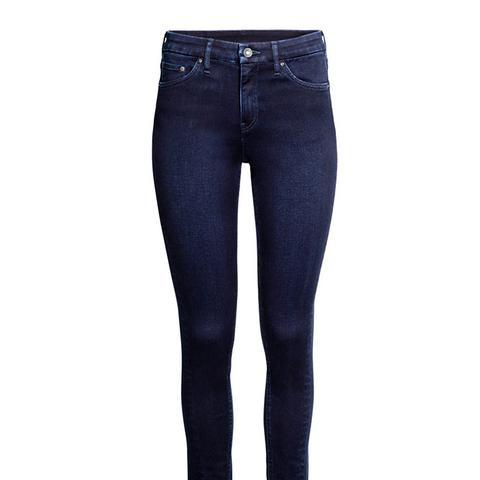 Skinny Regular Twisted Jeans
