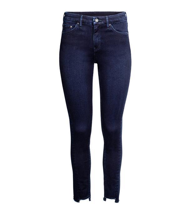 H&M Skinny Regular Twisted Jeans