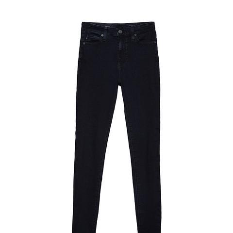 The Mila Jeans in Overdye Blue
