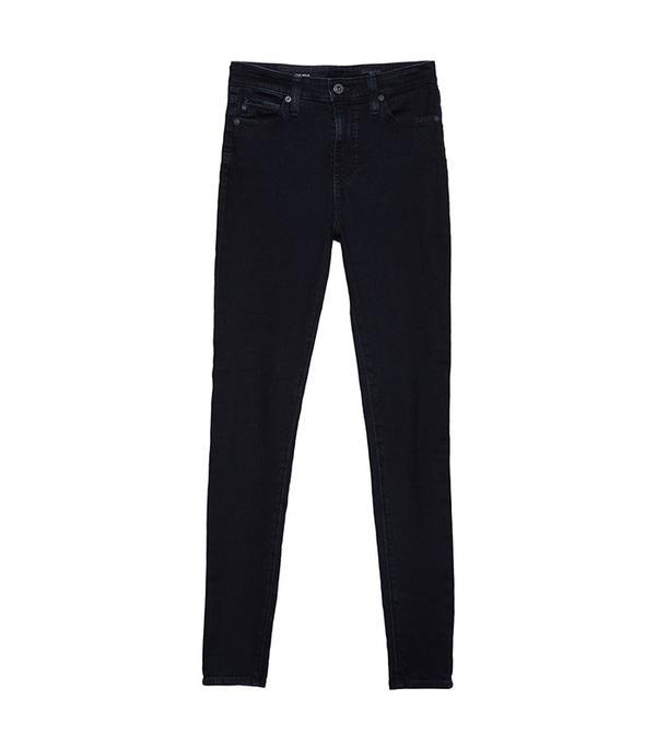 AG The Mila Jeans in Overdye Blue