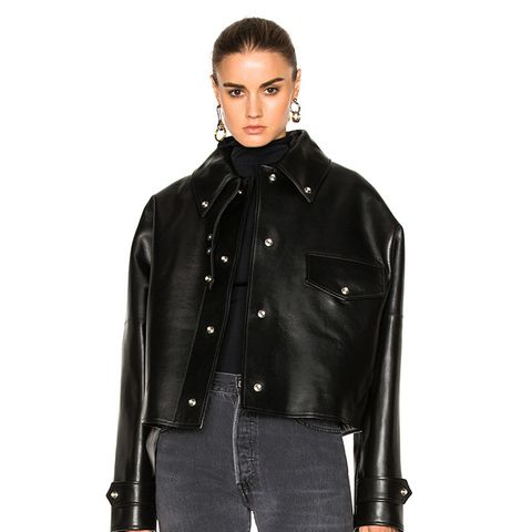 Chrismo Jacket in Black