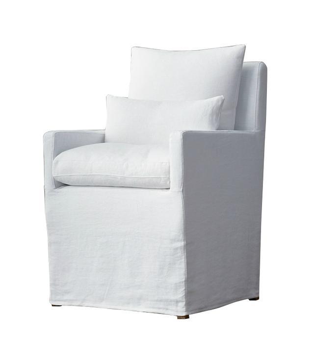 Linen Armchair