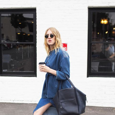 The One Style Rule Every Fashion Girl Follows