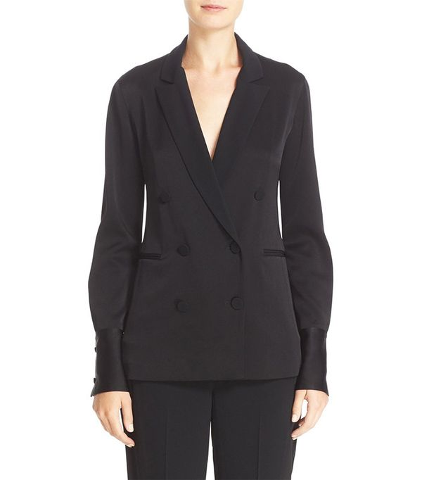 Rag & Bone Adler Double Breasted Blazer Top