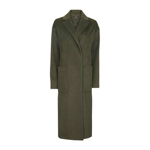 Longline Slouchy Coat