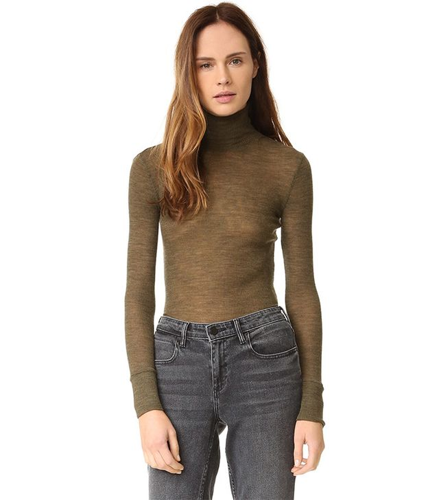 T by Alexander Wang Turtleneck